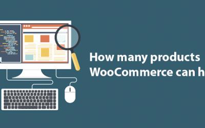 بیشترین تعداد محصولات در ووکامرس چه قدر است؟